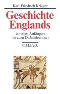 Geschichte Englands - Von den Anfängen bis zum 15. Jahrhundert