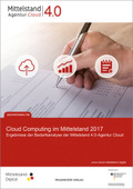 Cloud Computing im Mittelstand 2017.