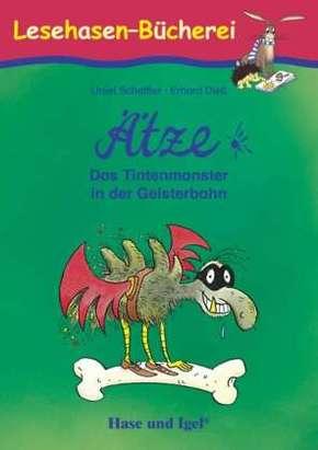 Ätze - Das Tintenmonster in der Geisterbahn