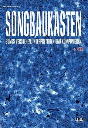 Songbaukasten, m. 1 Audio-CD