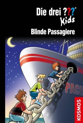 Die drei ??? Kids - Blinde Passagiere