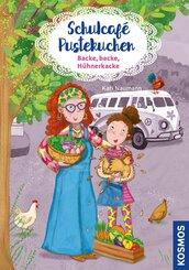 Schulcafé Pustekuchen - Backe, backe, Hühnerkacke
