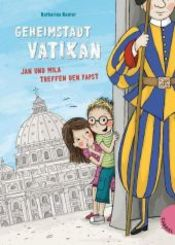 Geheimstadt Vatikan