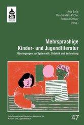 Mehrsprachige Kinder- und Jugendliteratur; Bücher XIV/XV