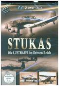 Stukas - Die Luftwaffe im Dritten Reich, 2 DVDs