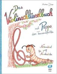 Das Violinschlüsselbuch