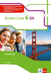 Green Line G9, Ausgabe ab 2015: 10. Klasse, Workbook mit Audio-CD; 6