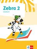 Zebra, Ausgabe ab 2018: 2. Schuljahr, Lesebuch