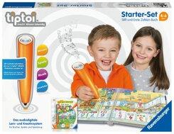 """tiptoi®: Starter-Set Stift und Buch """"Erste Zahlen"""""""