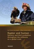 Raptor and human