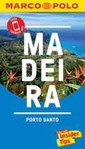 Madeira Marco Polo Pocket Travel Guide 2018 - with pull out map