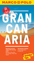 Gran Canaria Marco Polo Pocket Travel Guide - with pull out map