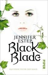 Black Blade - Das eisige Feuer der Magie