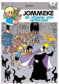 Jommeke - Königin von Unterland