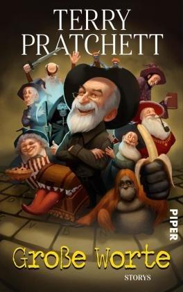 Terry Pratchett - Große Worte