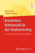 Brückenkurs Mathematik für den Studieneinstieg