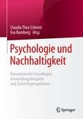 Psychologie und Nachhaltigkeit