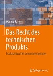 Das Recht des technischen Produkts