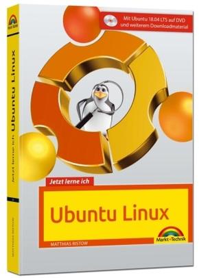 Jetzt lerne ich Ubuntu Linux, m. DVD-ROM