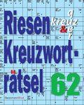 Riesen-Kreuzworträtsel - Bd.62