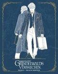 Phantastische Tierwesen: Grindelwalds Verbrechen, Malbuch - Magische Abenteuer