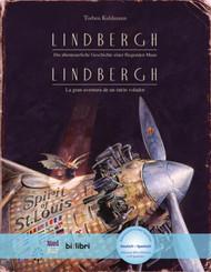 Lindbergh, Deutsch-Spanisch