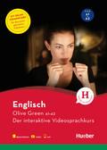 Englisch Olive Green A1-A2, Übungsbuch + Video + App
