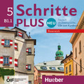 Schritte plus Neu - Deutsch als Zweitsprache, Ausgabe Österreich: B1.1 - 2 Audio-CDs zum Kursbuch; .5