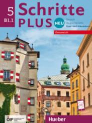 B1.1 - Kursbuch + Arbeitsbuch mit Audio-CD zum Arbeitsbuch