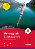 Norwegisch Einstiegskurs für Kurzentschlossene, Übungsbuch + MP3-CD + MP3-Download + Augmented Reality