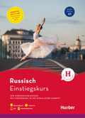 Russisch Einstiegskurs für Kurzentschlossene, Übungsbuch + 1 MP3-CD + MP3-Download + Augmented Reality