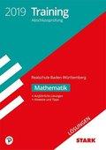 Training Abschlussprüfung 2019 - Realschule Baden-Württemberg - Mathematik Lösungen