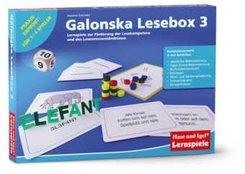 Galonska Lesebox 3