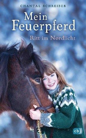 Mein Feuerpferd - Ritt im Nordlicht