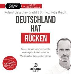 Deutschland hat Rücken, 1 Audio, MP3