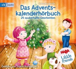 HABA Little Friends - Das Adventskalenderhörbuch, 1 Audio-CD