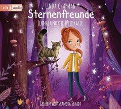 Sternenfreunde - Leonie und die Wildkatze, 1 Audio-CD
