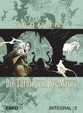 Die Türme von Bos-Maury Integral - Bd.2