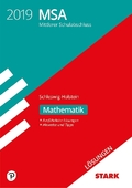 Mittlerer Schulabschluss 2019 - Schleswig-Holstein - Mathematik Lösungen