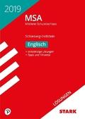 Mittlerer Schulabschluss 2019 - Schleswig-Holstein - Englisch Lösungen