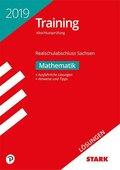 Training Abschlussprüfung 2019 - Realschule Mathematik Sachsen Lösungen