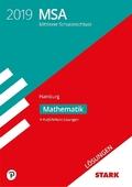 Mittlerer Schulabschluss 2019 - Hamburg - Mathematik Lösungen