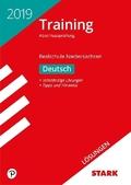 Training Abschlussprüfung 2019 - Realschule Niedersachsen - Deutsch Lösungen