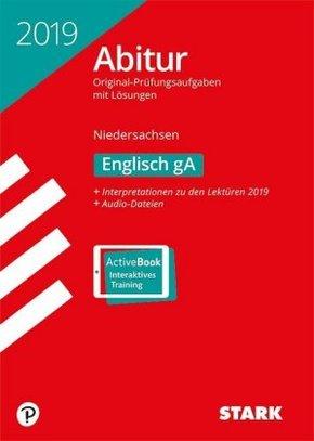 Abitur 2019 - Niedersachsen - Englisch gA