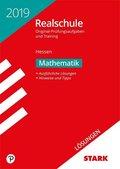 Realschule 2019 - Hessen - Mathematik Lösungen