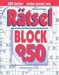 Rätselblock - Bd.250