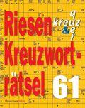 Riesen-Kreuzworträtsel - Bd.61