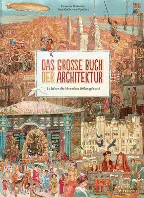Das große Buch der Architektur