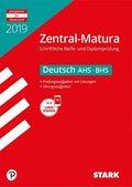 Zentral-Matura 2019 Österreich - Deutsch AHS / BHS