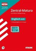 Zentral-Matura 2019 Österreich - Englisch AHS